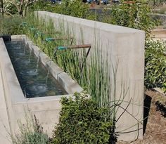 barley bags for water troughs | Found on dwellingpoint.com