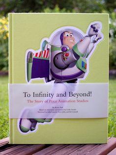 To Infinity and Beyond -kirja - Disnerd dreams To Infinity And Beyond, Steve Jobs, Pixar, Animation, Dreams, Studio, Children, Disney, Young Children