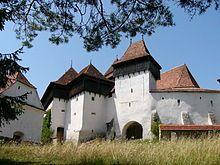 Kirchenburg von Viscri (Deutsch-Weißkirch) In der Liste des Weltkulturerbes seit 1999