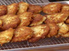 Potato Pancakes - Anne Burrell