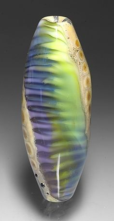 Baleen Bead - Lampwork Tutorial by Michael Barley