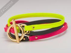 Love these colors! @gorjana brand
