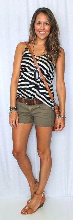 Today's Everyday Fashion: Safari
