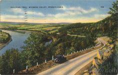 Sullivan Trail Wyoming Valley Pennsylvania