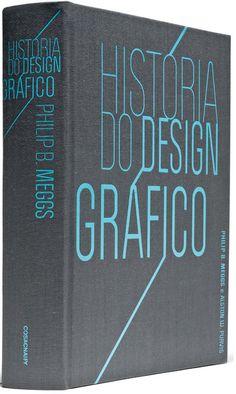 Livro de design gráfico