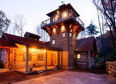 Winterwoods Luxury Log and Timber Frame Homes, Nellysford, VA Log Cabin House Plans, Log Home Plans, Mountain House Plans, Log Cabin Homes, Log Cabins, Small Cabin Designs, Log Home Designs, Bergen, Log Cabin Exterior