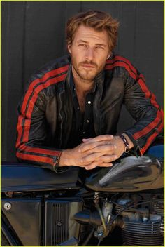 Luke Bracey Stars in Polo Red Fragrance Campaign!