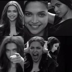 Deepika Padukone in her Vogue Empower film #MyChoice