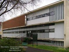 La Forma Moderna en Latinoamérica: Dispensario Antitubercolare di Alessandria 1937 - 1938