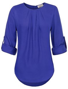 Looking for GRACE KARIN Women's Chiffon Blouse Top Cuffed Sleeve Shirts Curved Hem ? Check out our picks for the GRACE KARIN Women's Chiffon Blouse Top Cuffed Sleeve Shirts Curved Hem from the popular stores - all in one.