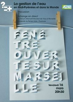 Creative World, Forum, Papier, Social, and - image ideas & inspiration on Designspiration Type Posters, Graphic Design Posters, Graphic Design Typography, Typography Fonts, 3d Poster, Poster Layout, Book Design, Cover Design, Web Design