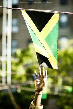 by Mougabe Saint Loius.   ...Land of wood, water & sunshine! Jamaica. Big up, always.