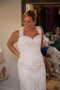 Photography: Devlin Photography  To book your own White Carpet Appointment, follow the link.  http://www.thewhitedressbytheshore.com/services-our-mission/whitecarpet/