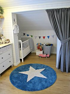 Lastenhuone - Giugu Little Boys, Playroom, Vintage Inspired, Vintage Fashion, Kids Rugs, Warm, Bedroom, House, Inspiration