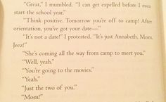 One of the first shippers of Percabeth, also I love this part