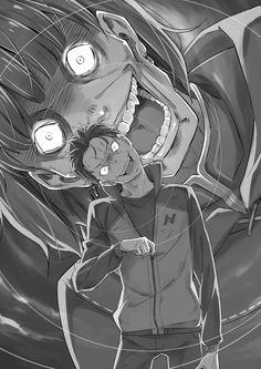 The eighth volume of the Re:Zero Kara Hajimeru Isekai Seikatsu series.