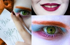 Mad Hatter Make-up