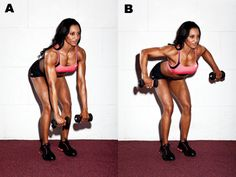 5 Moves for Strong, Sexy Shoulders Muscle and Fitness Hers