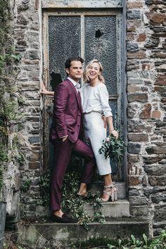 Miriam & Bernhard: Hochzeitswochenende in der Wollfabrik City Hall Wedding, Chapel Wedding, Wedding Photography Inspiration, Wedding Inspiration, Engagement Dresses, Wedding Dresses, Perfect Wedding, Dream Wedding, Las Vegas Weddings