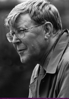 Alan Bennett who can say whatever he wants.