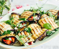 Halloumi, Barbecue, Summer Recipes, Pasta Salad, Tapas, Vegetarian Recipes, Food And Drink, Appetizers, Vegetables