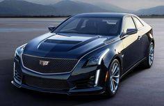2016 #Cadillac CTS-V - powered by astonishing V8 640 HP engine @ http://newcarsradar.com/cadillac/2016-cadillac-cts-v/ #cars #luxury