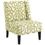 Owen Wing Chair - Metro Pear