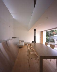 Snail House by Tezuka Architects
