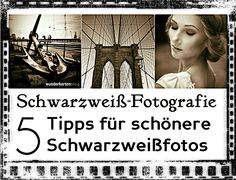 Tipps für schwarzweiß-Fotos auf unserem Wunderkartenblog…