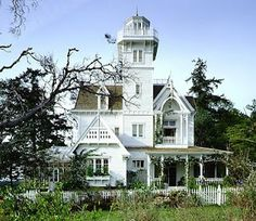 The Practical Magic House!