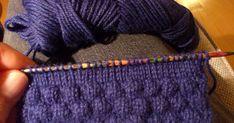 Knitting Club, Vogue Knitting, Loom Knitting, Knitting Stitches, Crochet Chart, Knit Crochet, Knit Patterns, Stitch Patterns, Knit World