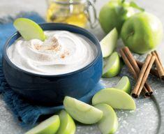 Apple Cinnamon Sour Cream Dip - Daisy Brand