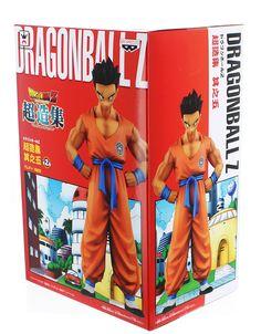"""Dragon Ball Z 5.9"""" Chozousyu Collectible Figure: Yamcha"""