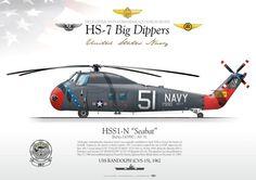 Sikorsky (H34) HSS1N Sea Horse