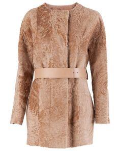 DROME reversible karakul jacket found at Nudevotion.com