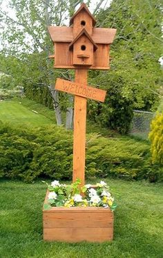 birdhouse pictures   Blackberry Hill Designs Backyard Projects