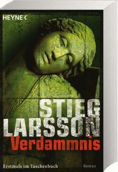Verdammnis, Stieg Larsson, Krimis, Thriller & Horror