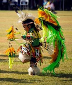 Pow Wow Dancer ♡