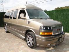 65d326ccc7 2013 GMC Savana 2500 EXPLORER NAV DVD ROOF  car Vans Usa