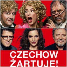 """""""Czechow żartuje!"""" Teatr 6. Piętro"""