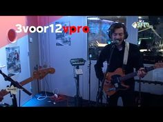Indian Askin - Live @ 3voor12 Radio - YouTube