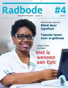 Radbode 4, 2014 https://www.radboudumc.nl/OverhetRadboudumc/Publicaties/Radbode/Documents/Radbode_4_2014.pdf