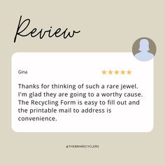 @TheBraRecyclers posted to Instagram: Did you know that you can leave us a review on Google? Let others know how fast and easy it is to recycle your bras in the reviews. #brarecycling #brarecyclers #recycle #upcycle #donatebras #brarecyclingagency #thebrarecyclers #beboldforchange #womenforwomen #Lingerie #bras #ecofriendly #getbras #zerowaste #circulareconomy #bethechangeyouwanttoseeintheworld #socialgood #preloved #donations #blackownedbusiness #givingback #sustainablefashion…
