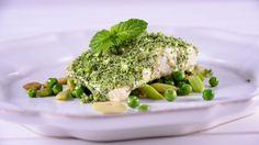 Receta | Tacos de bacalao con mayonesa de cilantro - canalcocina.es