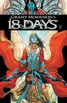 Hixamstudies: Grant Morrison's 18 Days 011 (2016) (Digital-Empir...