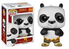 Kung Fu Panda: Po Pop figure by Funko