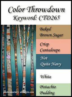 Color Throwdown: Color Throwdown #265