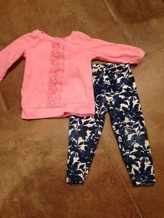 Baby girl Carters outfit 12 month