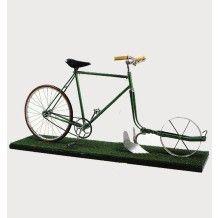 Plow bicycle