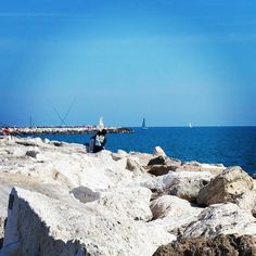 Holiday in San Benedetto del Tronto - Sea and pier